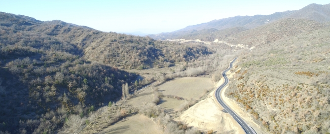 carretera acceso ideconsa longas