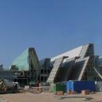 edificación palacio congresos zaragoza ideconsa