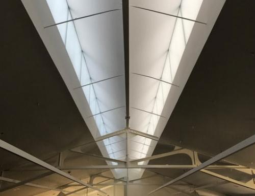 Ideconsa concluye las obras del edificio de Endesa, C/Aznar Molina