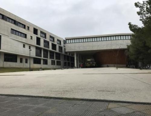 Inaugurado el edificio que alberga la Facultad de Educación