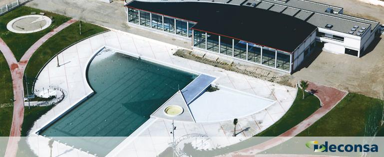 Piscinas y complejos deportivos en zaragoza for Piscina publica zaragoza