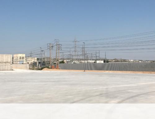 Desarrollo y construcción de plantas industriales
