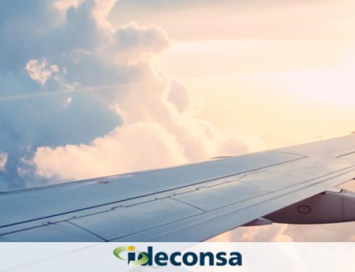 Ideconsa amplia la plataforma de estacionamiento prolongado del Aeropuerto de Teruel