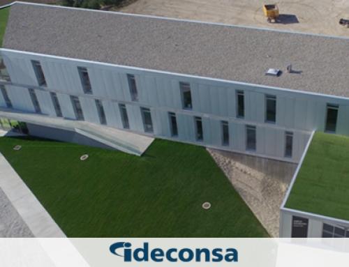 Un edificio de la USJ gana el Trofeo Ricardo Magdalena