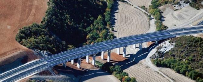 Innovación en la construcción de carreteras