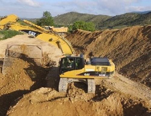 La última tecnología en maquinaria y las más modernas técnicas se aúnan para revolucionar los trabajos demovimiento de tierras